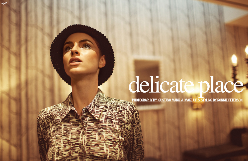 delicate place #1