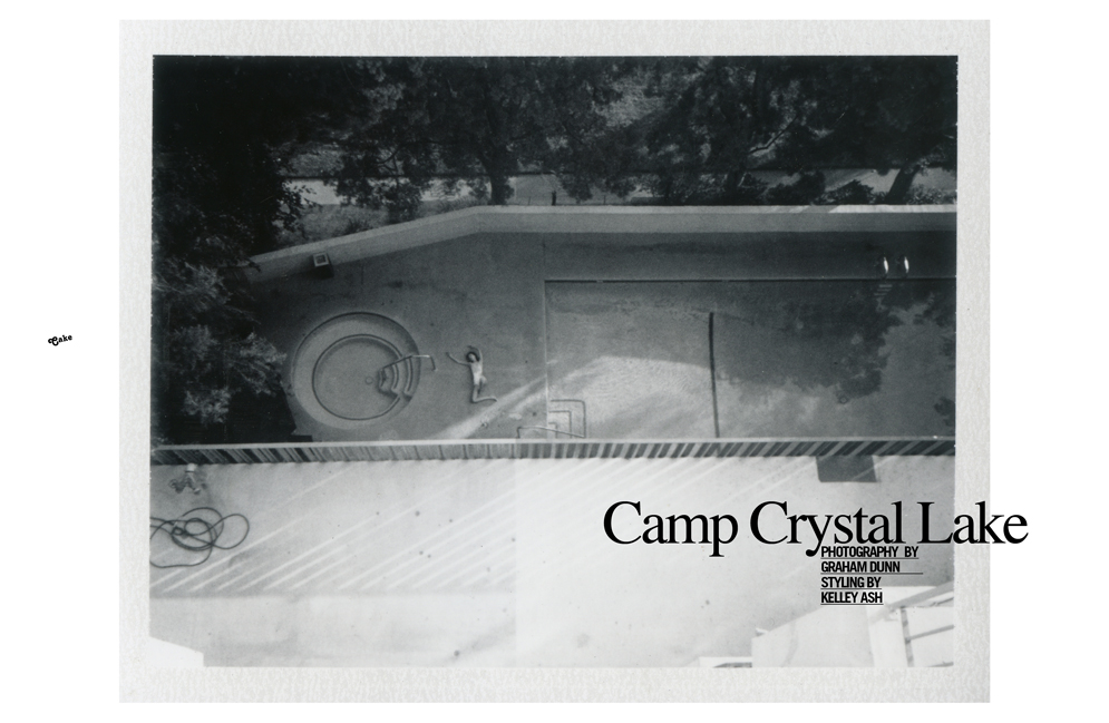 camp crystal lake #1