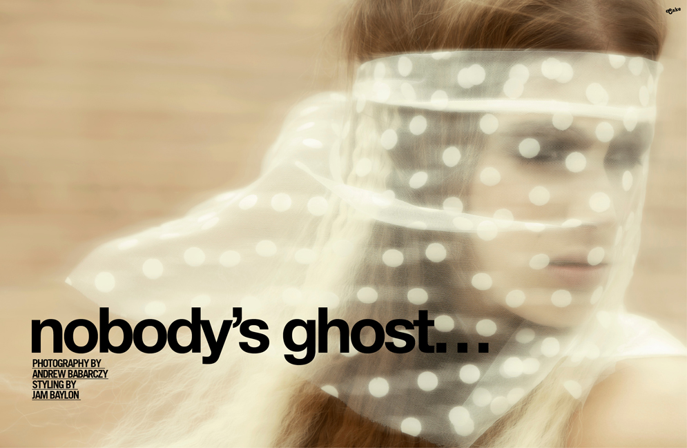 nobody's ghost #1