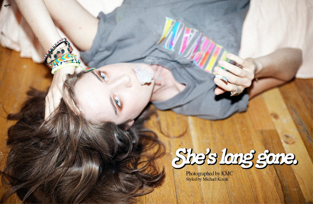 shes long gone