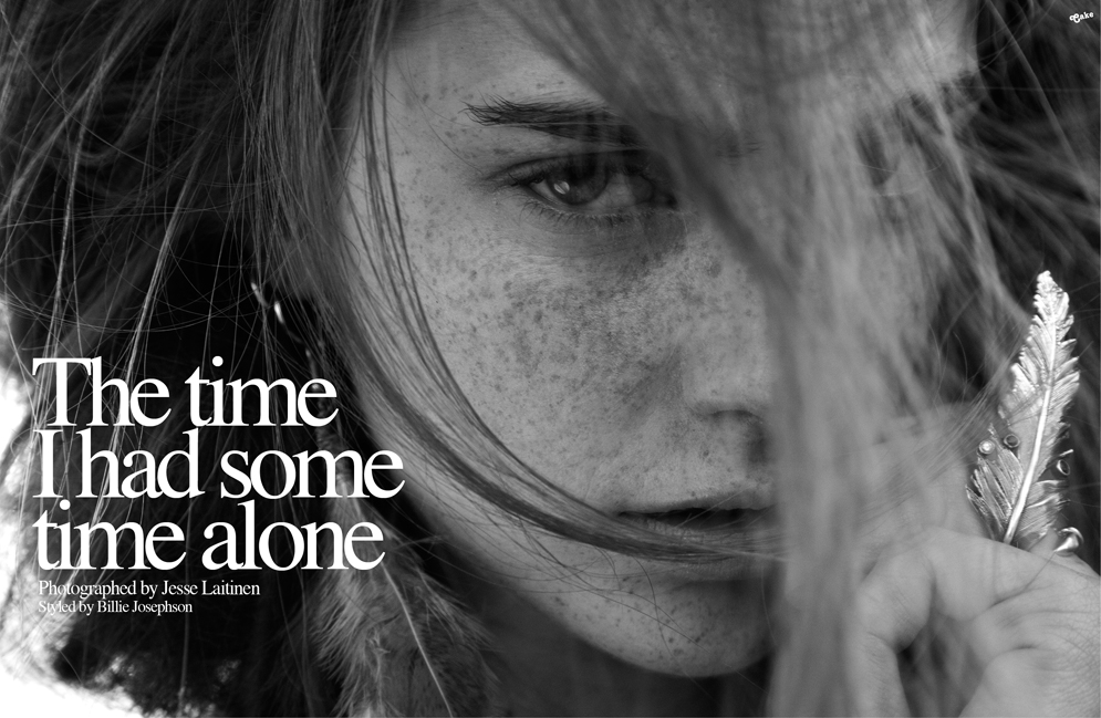the time i had some time alone